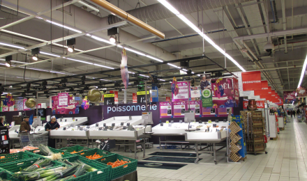 CENTRE COMMERCIAL CARREFOUR 3